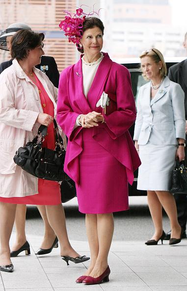 Minato Ward「Swedish Royals Visit Japan - Day Two」:写真・画像(4)[壁紙.com]