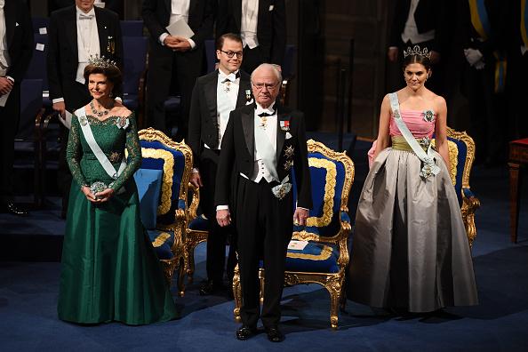 Sweden「The Nobel Prize Award Ceremony 2018」:写真・画像(12)[壁紙.com]