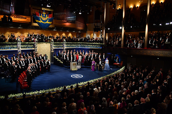 授賞式「The Nobel Prize Award Ceremony 2017」:写真・画像(2)[壁紙.com]