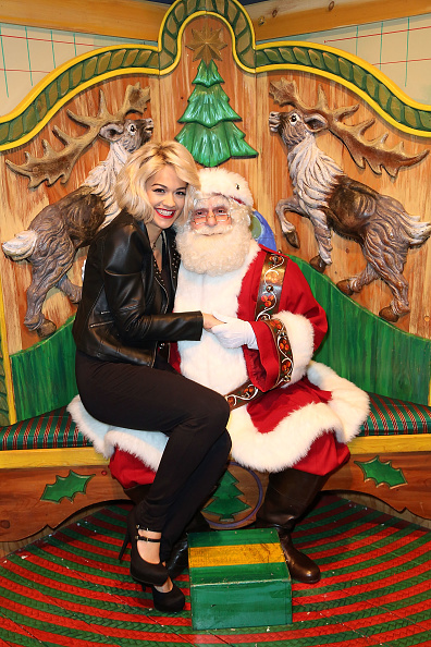 Material「Rita Ora Celebrates The Material Girl Holiday Collection At Macy's」:写真・画像(5)[壁紙.com]
