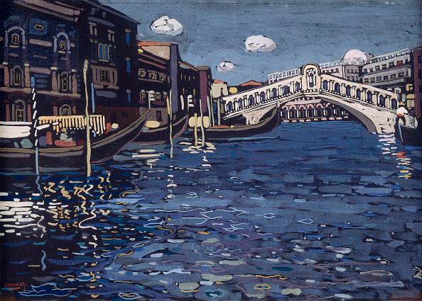 Passenger Craft「Memory From Venice 4 Ponte Di Rialto」:写真・画像(15)[壁紙.com]