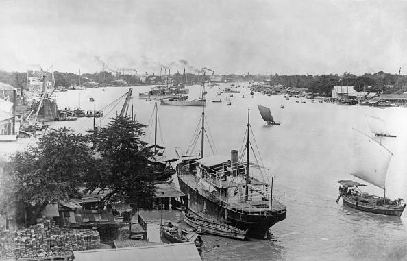 バンコク「Chao Phraya River」:写真・画像(19)[壁紙.com]