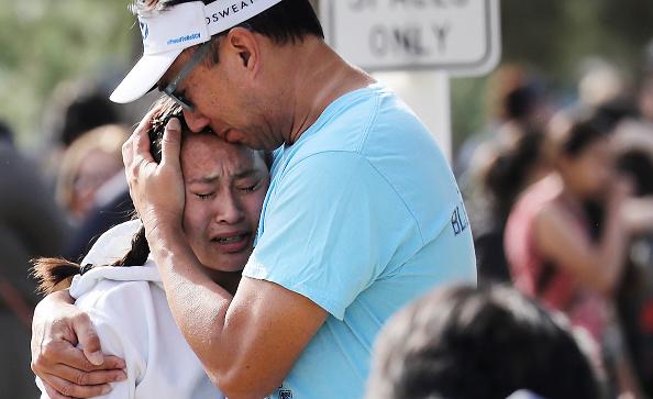 Social Issues「Several Injured In School Shooting In Santa Clarita, California」:写真・画像(11)[壁紙.com]