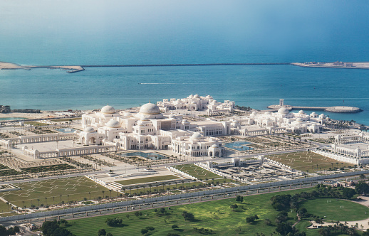 Presidential Palace「Abu Dhabi, the new Presidential Palace.」:スマホ壁紙(18)