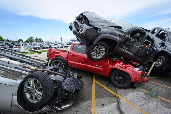 Missouri「Tornado Causes Extensive Damage In Jefferson City, Missouri」:写真・画像(2)[壁紙.com]