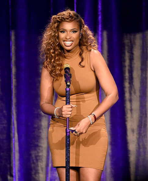 Jennifer Hudson「ACLU's Annual Bill Of Rights Dinner - Show」:写真・画像(8)[壁紙.com]