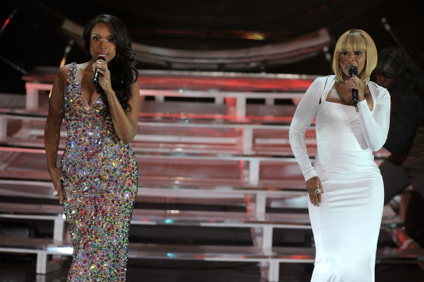 Hammerstein Ballroom「VH1 Divas Celebrates Soul - Show」:写真・画像(15)[壁紙.com]