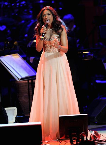 Flared Dress「2012 Concert For The Rainforest Fund - Show」:写真・画像(13)[壁紙.com]