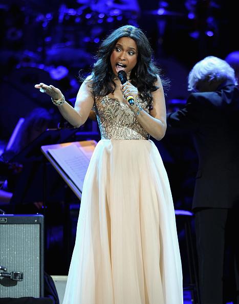 Flared Dress「2012 Concert For The Rainforest Fund - Show」:写真・画像(12)[壁紙.com]