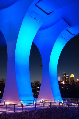 Postmodern「Rebuilt 35w bridge in Minneapolis, Minnesota.」:スマホ壁紙(15)
