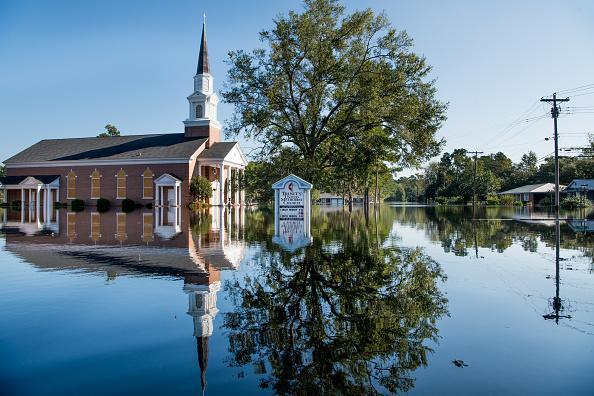 Florence - South Carolina「Flooding Inundates South Carolina Nearly 2 Weeks After Hurricane Florence Struck」:写真・画像(18)[壁紙.com]
