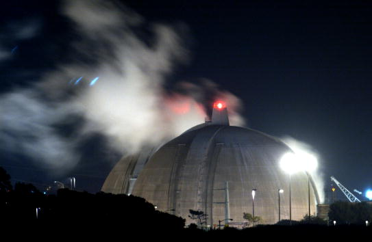 Nuclear Reactor「San Onofre Nuclear Plant Possible Target of Terror」:写真・画像(3)[壁紙.com]