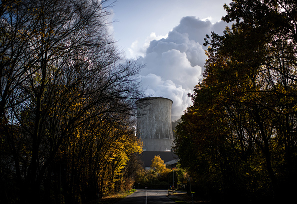 Industry「As COP 23 Participants Debate Climate Future, A Region Nearby Depends On Coal」:写真・画像(1)[壁紙.com]