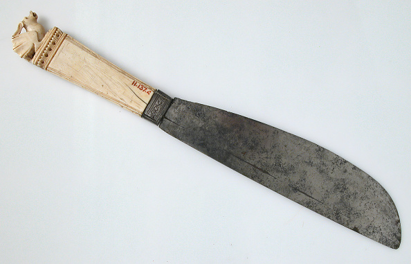Alloy「Steel Knife With Ivory Handle」:写真・画像(4)[壁紙.com]