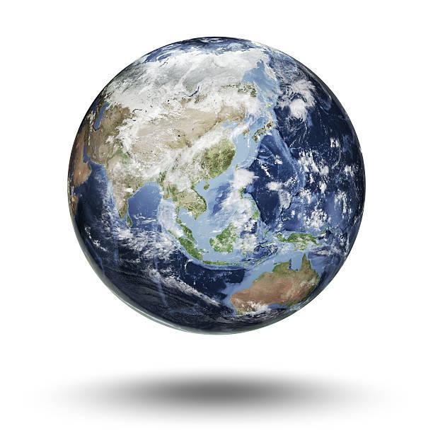 A glove of earth showing Southeast Asia:スマホ壁紙(壁紙.com)