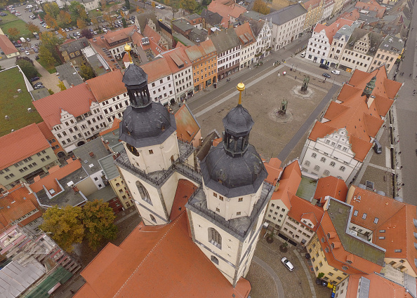 Preacher「500 Years Since The Reformation: Germany Prepares For Celebrations And Events」:写真・画像(12)[壁紙.com]