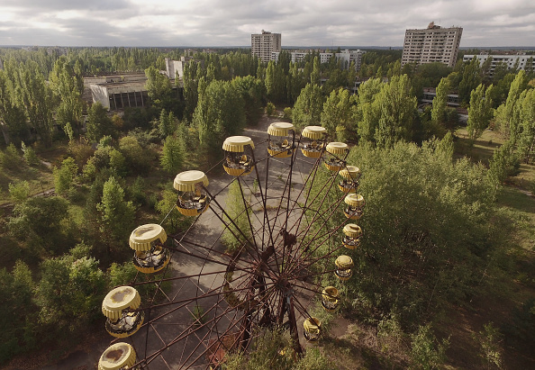 Abandoned「Chernobyl, Nearly 30 Years Since Catastrophe」:写真・画像(1)[壁紙.com]
