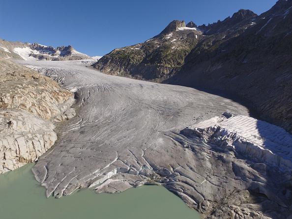 Melting「Europe's Melting Glaciers: Rhone」:写真・画像(9)[壁紙.com]