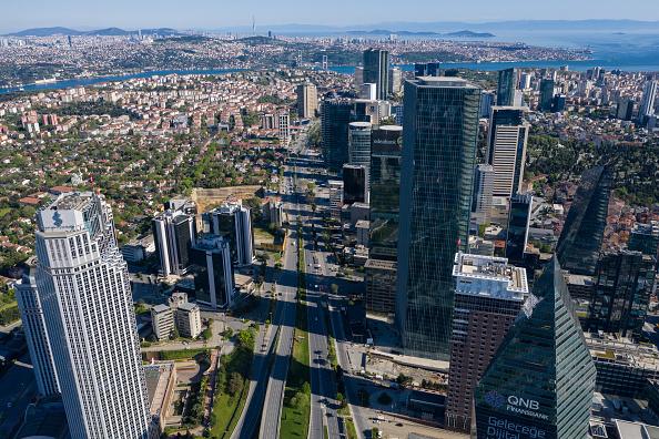 Blank「Turkey Continues Weekend Lockdown During Coronovirus Pandemic」:写真・画像(0)[壁紙.com]