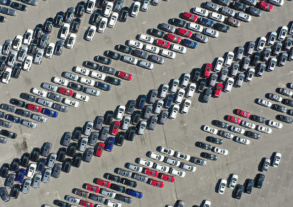 Parking「Coronavirus Pandemic Causes Climate Of Anxiety And Changing Routines In America」:写真・画像(18)[壁紙.com]