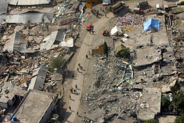 Recovery「Earthquake Death Toll Estimated At 54,000」:写真・画像(7)[壁紙.com]