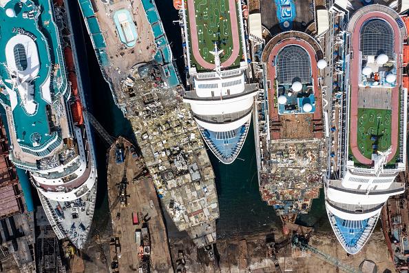 Bestpix「Cruise Ships Sold For Scrap Due To Coronavirus Pandemic」:写真・画像(18)[壁紙.com]