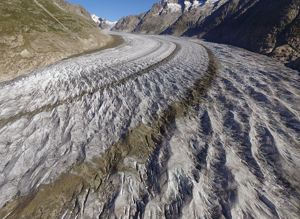 Greenhouse Gas「Europe's Melting Glaciers: Aletsch」:写真・画像(8)[壁紙.com]