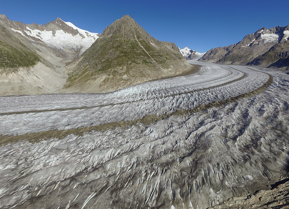 Greenhouse Gas「Europe's Melting Glaciers: Aletsch」:写真・画像(3)[壁紙.com]