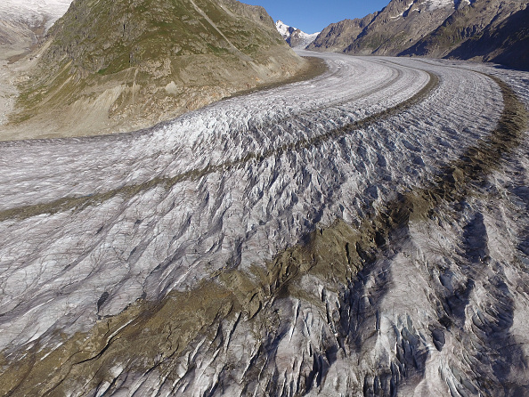 Greenhouse Gas「Europe's Melting Glaciers: Aletsch」:写真・画像(4)[壁紙.com]