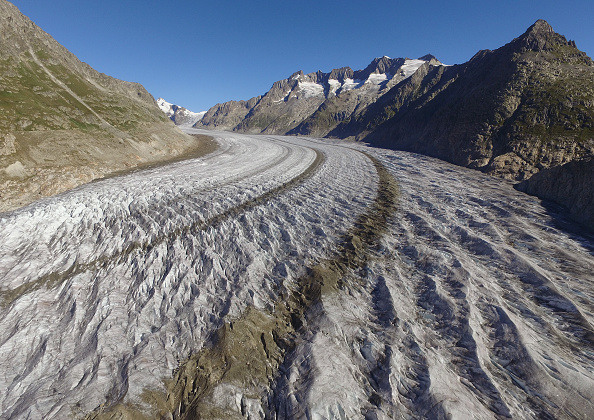 Greenhouse Gas「Europe's Melting Glaciers: Aletsch」:写真・画像(13)[壁紙.com]