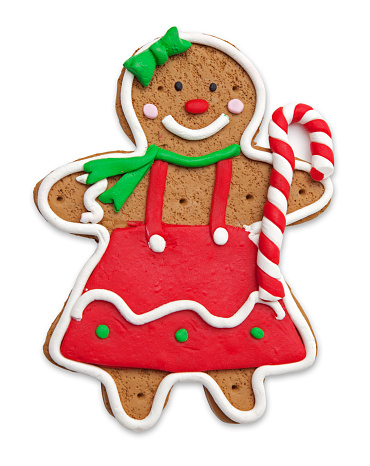 Gingerbread Cookie「Gingerbread girl」:スマホ壁紙(7)