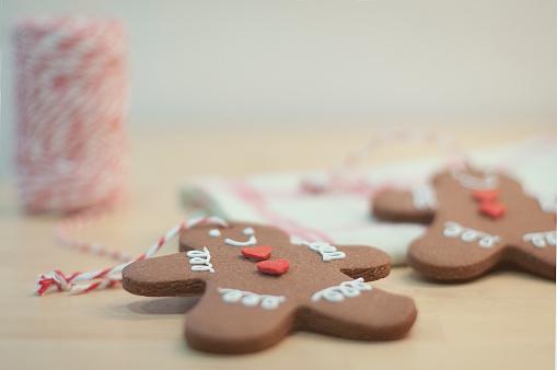 Cookie「Gingerbread man cookies」:スマホ壁紙(0)
