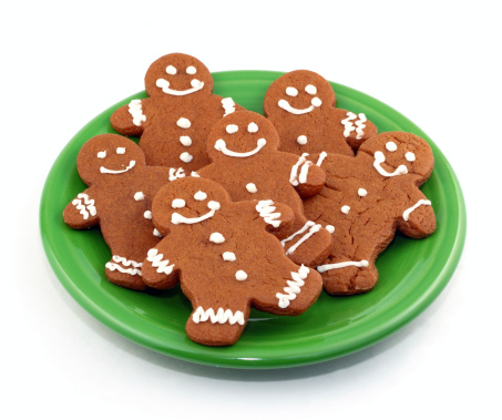 Dessert Topping「Gingerbread Cookies」:スマホ壁紙(14)