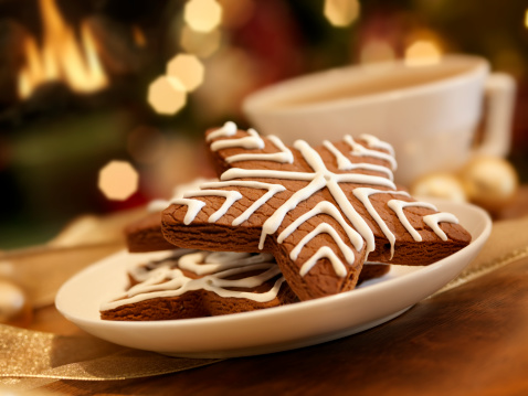 Biscuit「Gingerbread  Cookies」:スマホ壁紙(1)