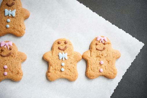 Gingerbread Woman「Gingerbread Couple」:スマホ壁紙(10)