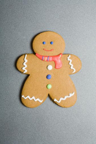 Gingerbread Cookie「Gingerbread man cookie」:スマホ壁紙(10)