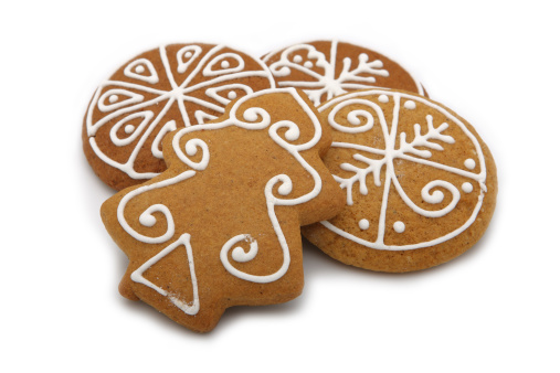 Gingerbread Cookie「Gingerbread」:スマホ壁紙(0)