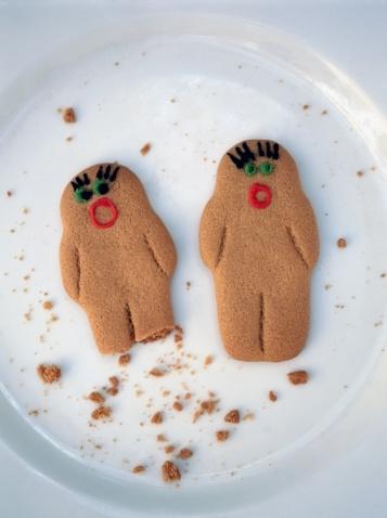 Gingerbread Cookie「Gingerbread Men」:スマホ壁紙(9)