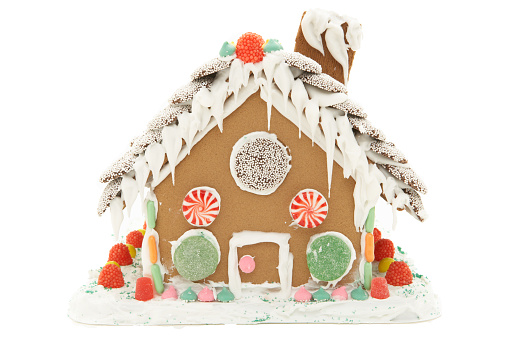 Gingerbread Cookie「Gingerbread house」:スマホ壁紙(4)