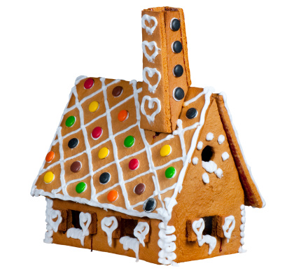 Gingerbread Cookie「Gingerbread house」:スマホ壁紙(6)