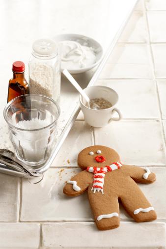 Gingerbread Cookie「Gingerbread Man」:スマホ壁紙(14)