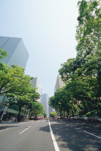Shinjuku Ward「Shinjuku, Tokyo, Japan」:スマホ壁紙(9)