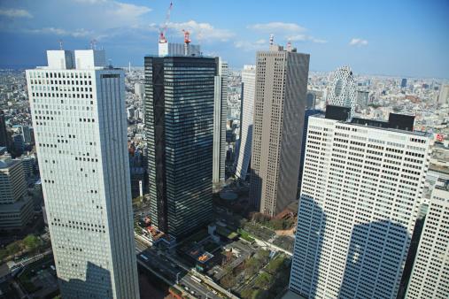 Japan「Shinjuku, Tokyo, Japan」:スマホ壁紙(19)
