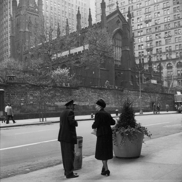 Broadway - Manhattan「Trinity Church」:写真・画像(17)[壁紙.com]