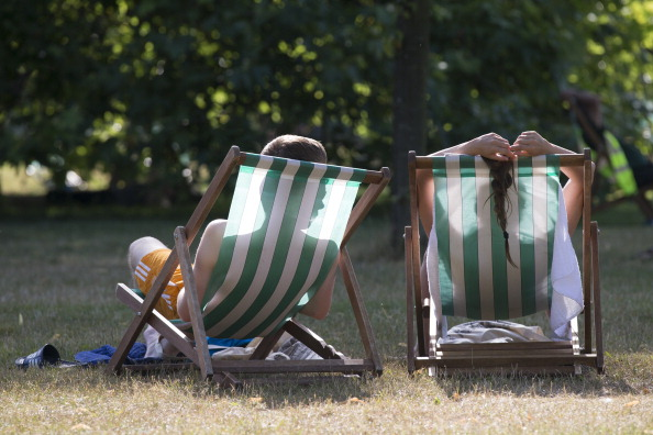 Heat - Temperature「Temperatures Soar To Highest Of The Year」:写真・画像(8)[壁紙.com]