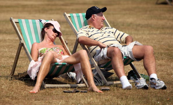 Heat - Temperature「The UK Swelters Under Summer Sunshine」:写真・画像(9)[壁紙.com]