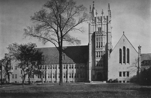 Methodist「Garrett Biblical Institute, Evanston, Illinois, 1926」:写真・画像(8)[壁紙.com]