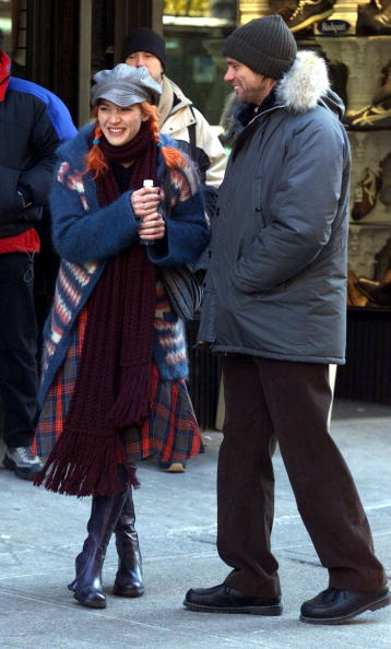 "Filming「Jim Carrey And Kate Winslet  On The Set Of ""Eternal Sunshine Of The Spotless Mind"" 」:写真・画像(14)[壁紙.com]"