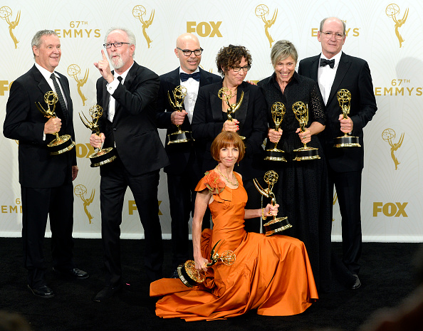 Press Room「67th Annual Primetime Emmy Awards - Press Room」:写真・画像(19)[壁紙.com]
