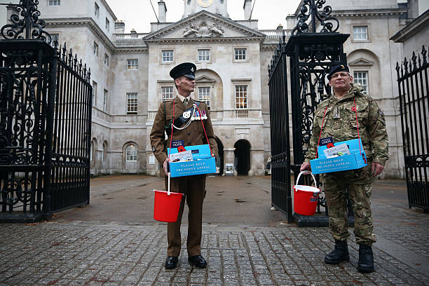 London Poppy Day Aim To Raise More Than 1 Million In One Day:ニュース(壁紙.com)